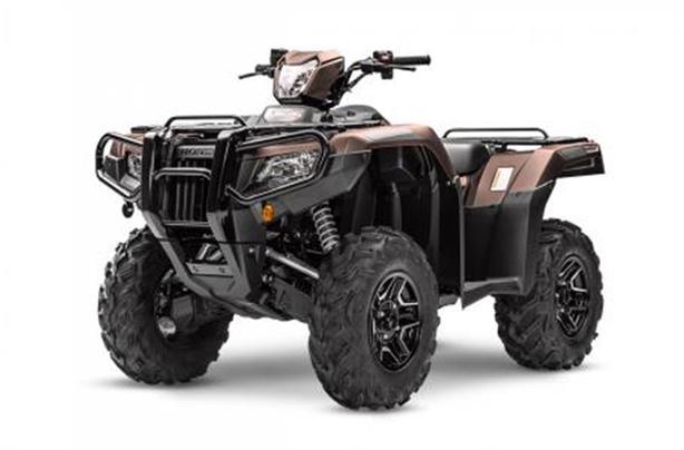 2021 Honda Rubicon 520 DCT Deluxe - TRX520FA7S