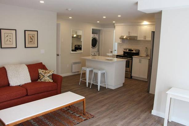 Newer, Fully Furnished Suite (Cook Street Village / Fairfield)
