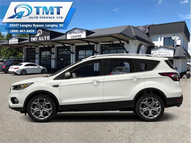 2018 Ford Escape Titanium  - Leather Seats -  Bluetooth - $222 B/W