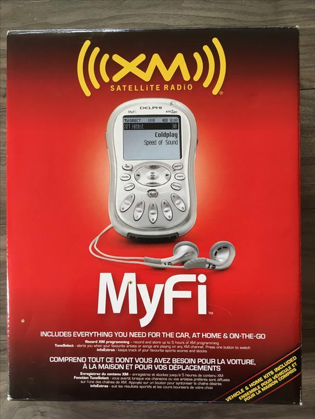 XM Satellite Radio