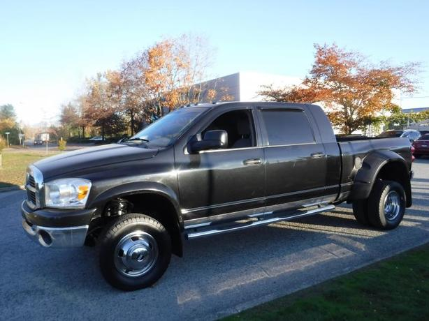 2008 Dodge Ram 3500 SLT Mega Cab 4WD Short Box Dually Diesel