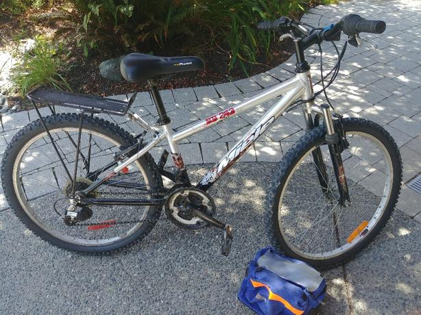 """24"""" Miele mountain bike"""