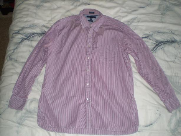 Mens XL dress shirts, calvin klein, tommy hilfiger, kirkland