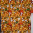 Peanuts and Rudolph assorted scrub tops, all $8.00 each.