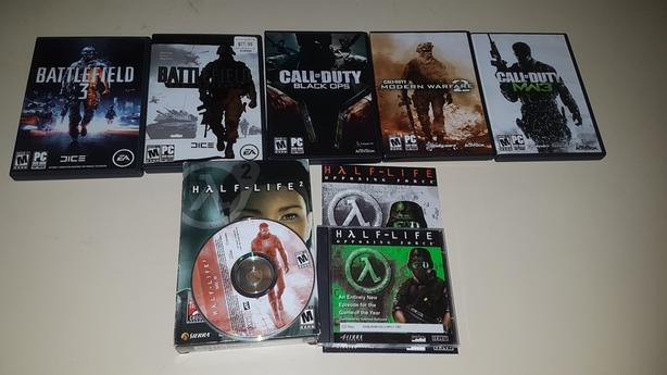Pc video games part 2
