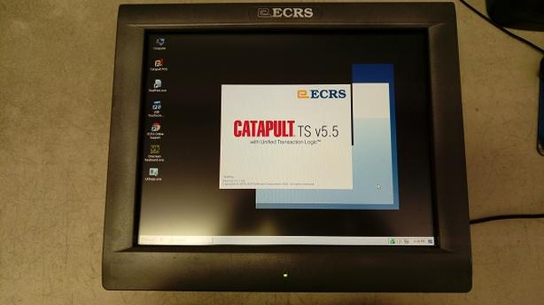 ECRS Freedom Panel POS System