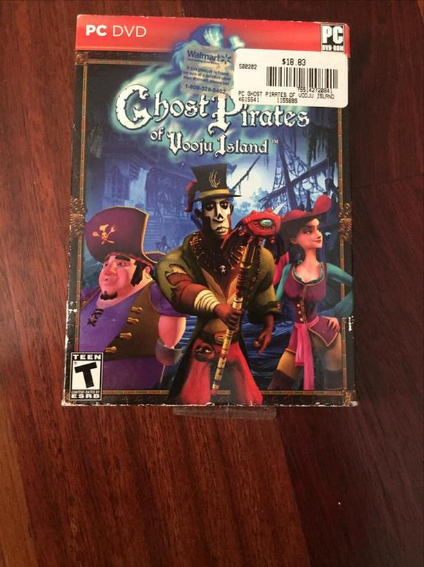 Ghost Pirates of Vooju Island PC Game