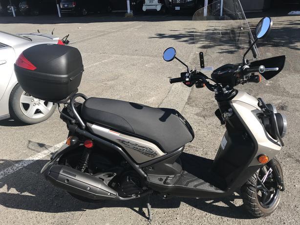 125cc Yamaha Scooter - 2014