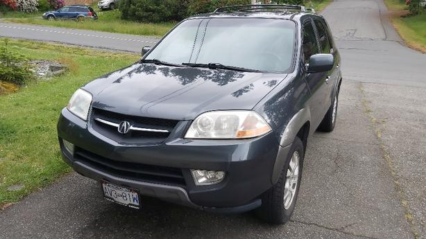 2003 Acura MDX - Warranty included!
