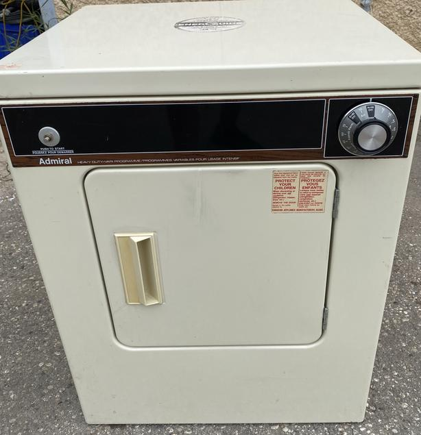 Compact Electric Dryer