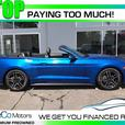 2018 Ford Mustang EcoBoost Premium Convertible  LIKE NEW