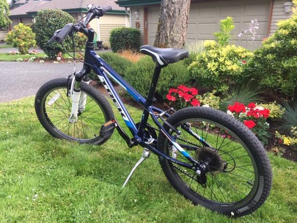 TREK MT20   6spd kids bike