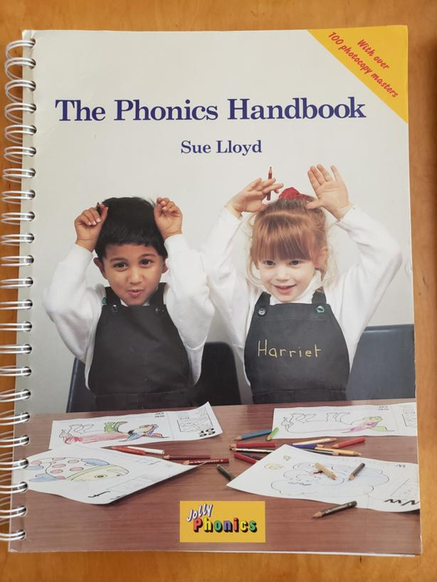 The Phonics Handbook (primary teachers of Jolly Phonics) - new (REDUCED!)