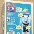 Century Quiet Light propane double-mantle lantern with case