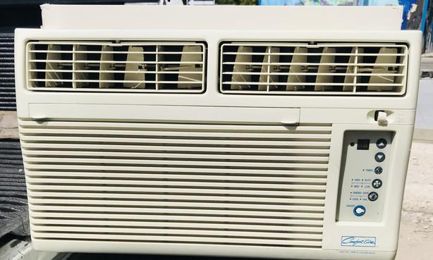 Air Conditioners, Window and In-Wall Models
