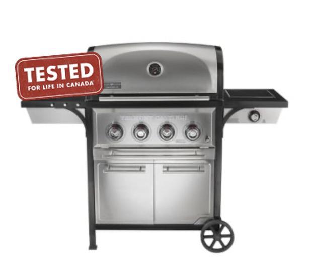 BRAND NEW!!!Vermont Castings Vanguard™ XE 4-Burner BBQ