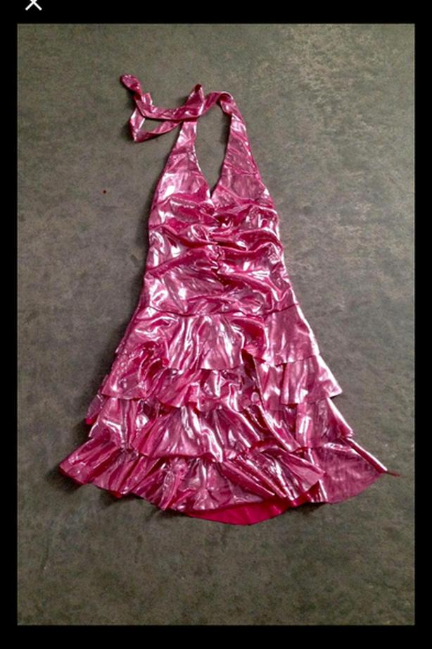 Pink Dress Costume for Kids