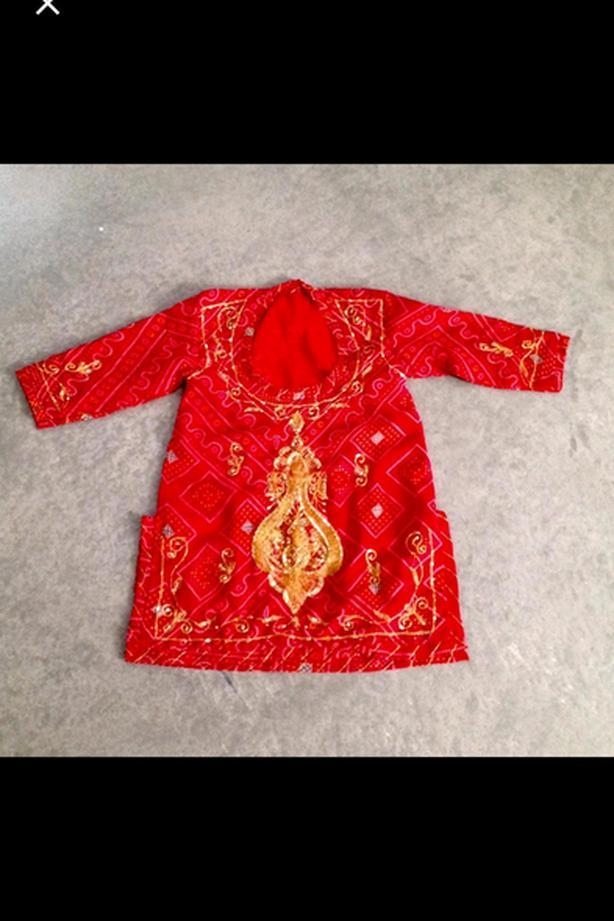 Indian Halloween Costume for Kids