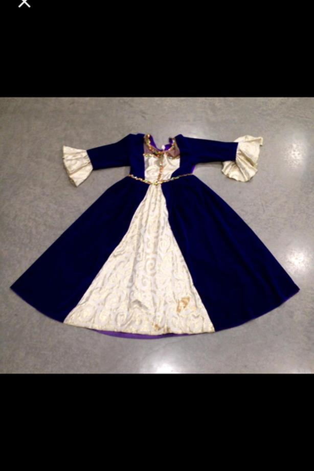 30$-OBO Princess Haloween Costumes for kids