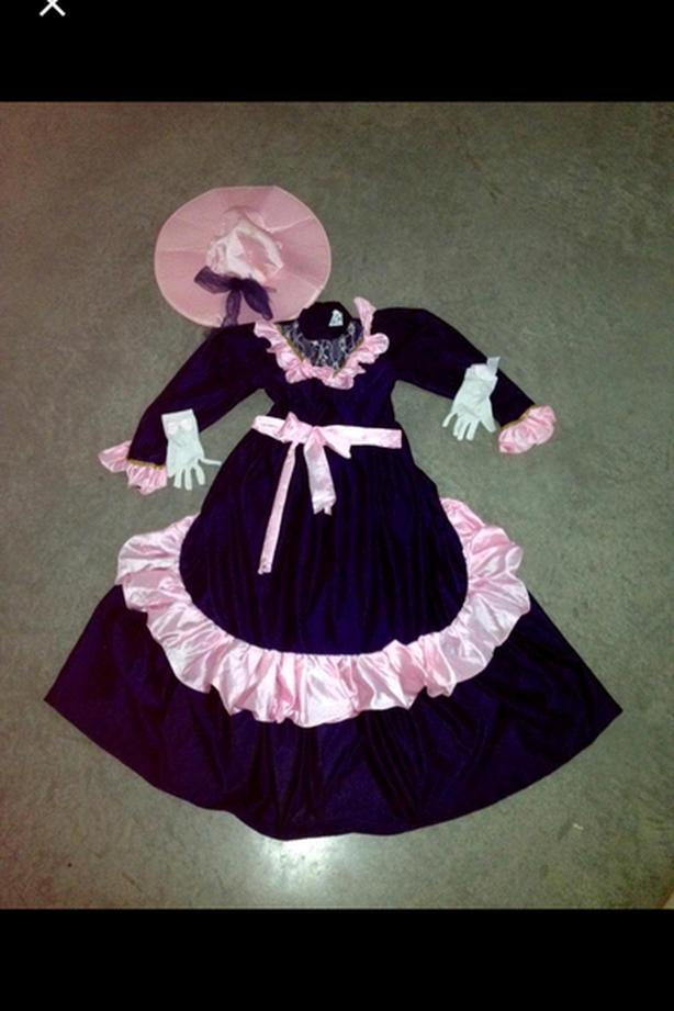 OBO-30$ Lady Haloween costumes for kids