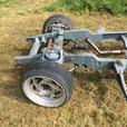 1952 Chev 3100 shortbox hotrod/ratrod project.