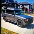 Rare Diesel 1998 Land Rover Discovery 1 County edition Tdi300  jdm rhd