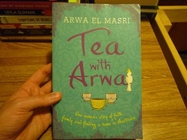 Tea with Arwa