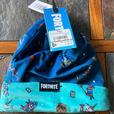 Fortnite Kids Blue Beanie—New with Tags