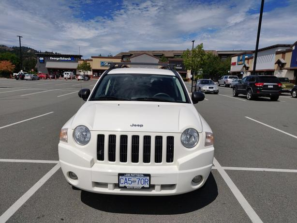 2008 Jeep Compass North Edition