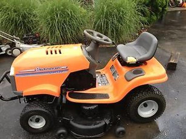 Looking for Garden tractor