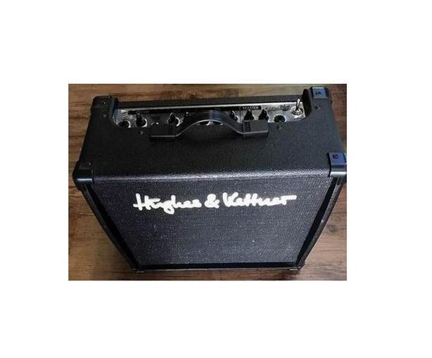 Hughes & Kettner guitar amplifier