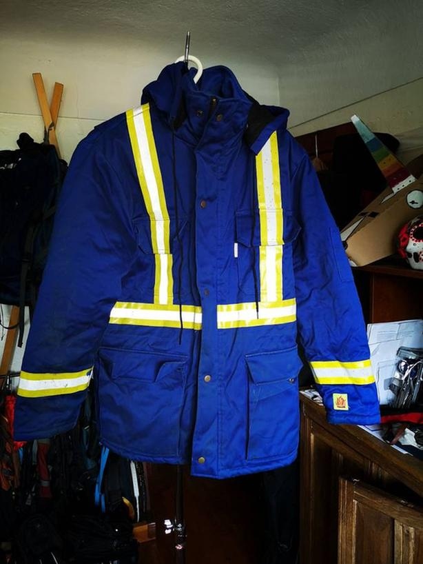 Coveralls, jacket and bibs FR PPE