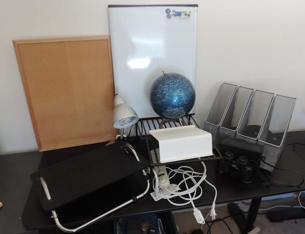 Job lot of office equipment