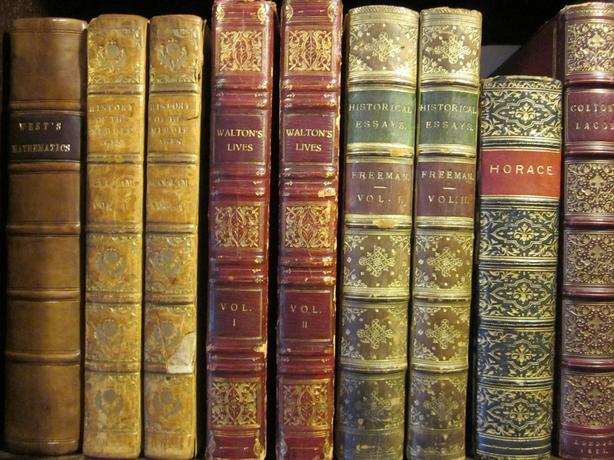 Old, Rare, Unusual Books