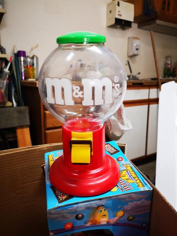 M&M Dispenser not in box