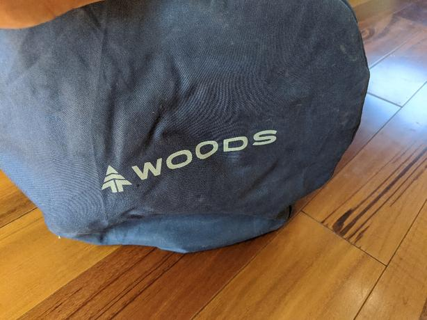 Woods Max-Rest Self-Inflating sleeping pad / mattress