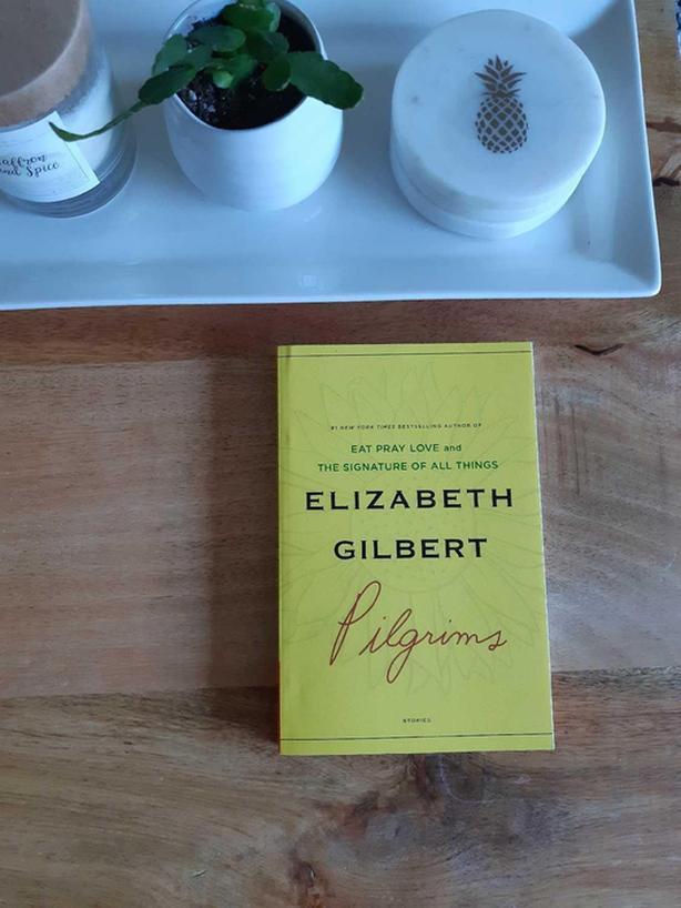 """PILGRIMS"" BY ELIZABETH GILBERT"