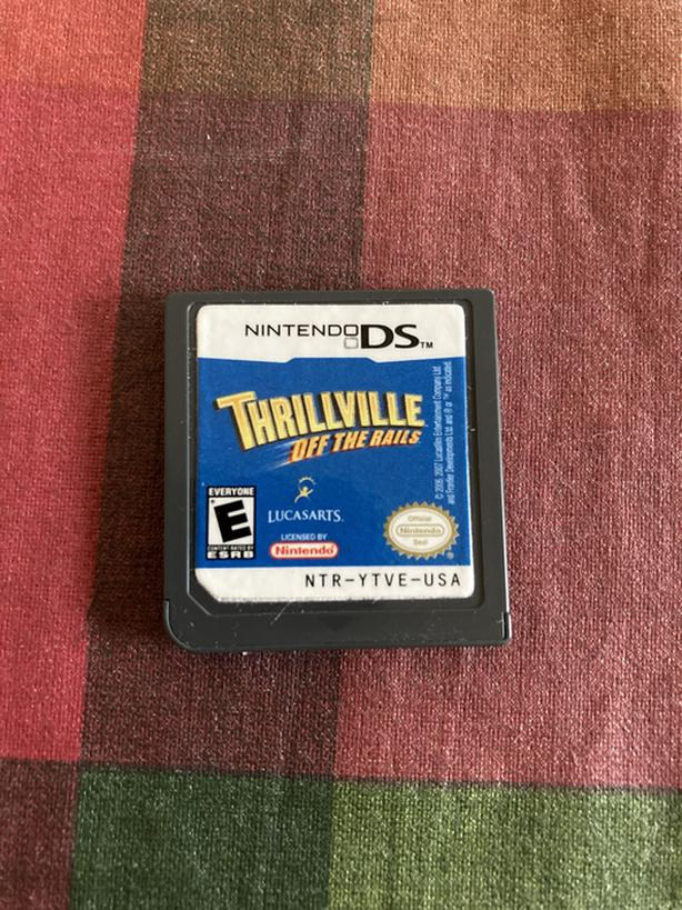 FREE: Thrillville - free Nintendo DS game