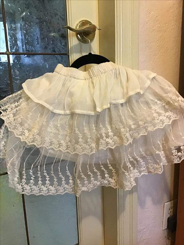 Skirt size 10 - 12