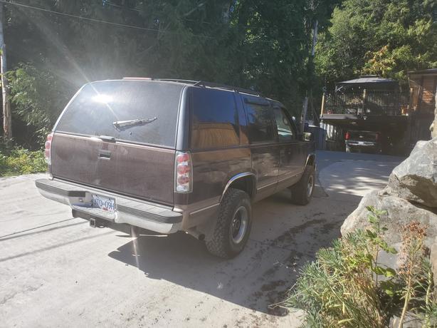 1996 chevy Tahoe