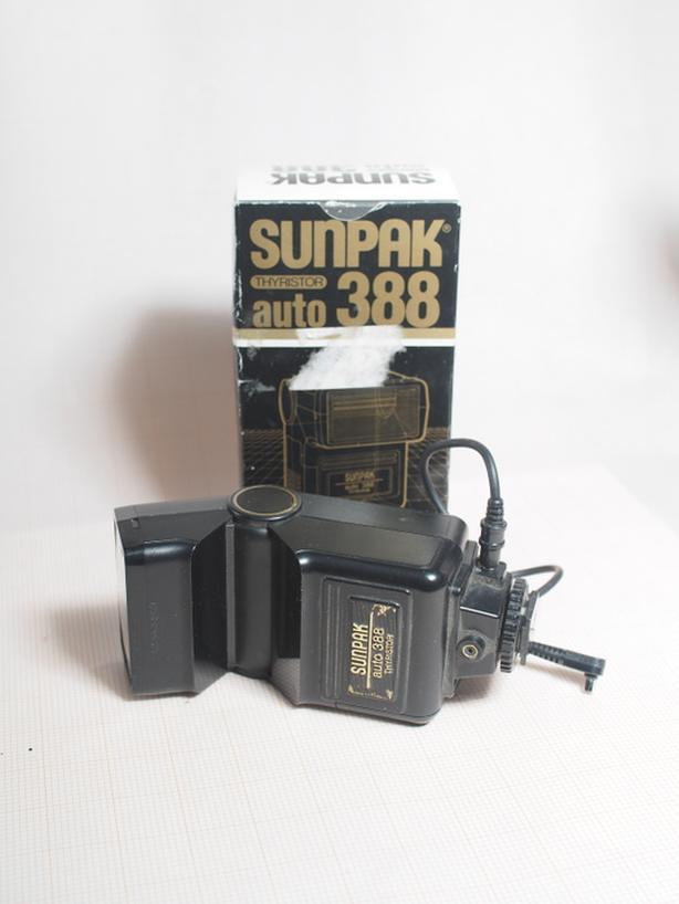 Sunpak Auto 388 flash