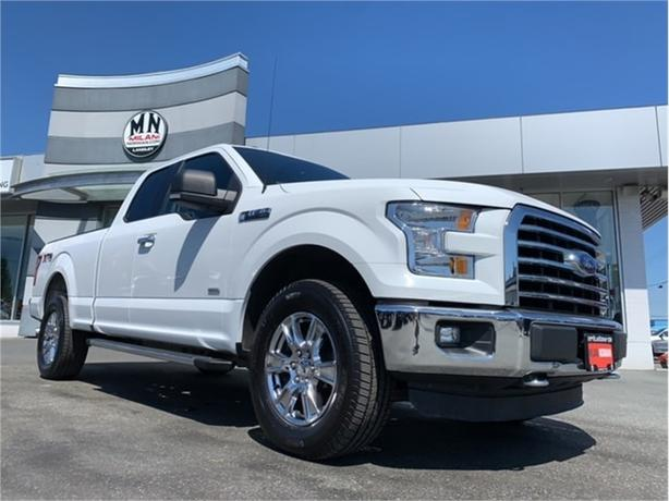 2015 Ford F-150 XTR 4WD LB ECO-BOOST NAVI LEATHER CAMERA 118KM