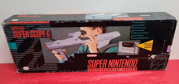 SNES Super Scope