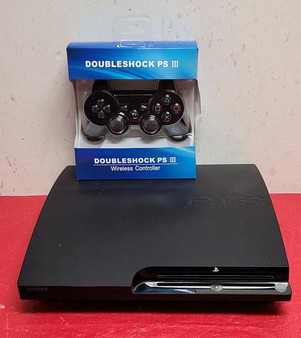 PS3 Slim 120GB Console