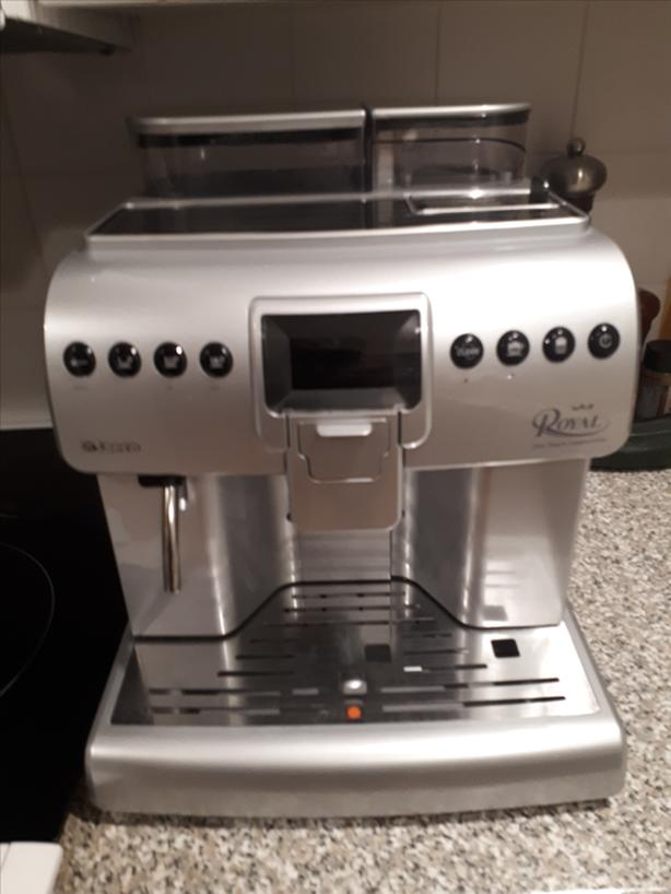 Saeco Royal One Touch Cappuccino (OTC) OBO
