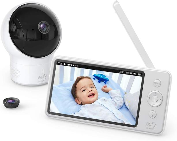 Eufy Video Baby Monitor New in Box