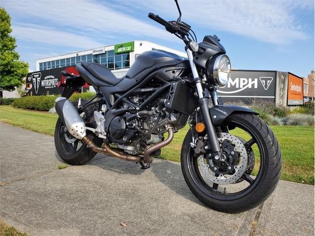 2018 Suzuki SV650 ABS