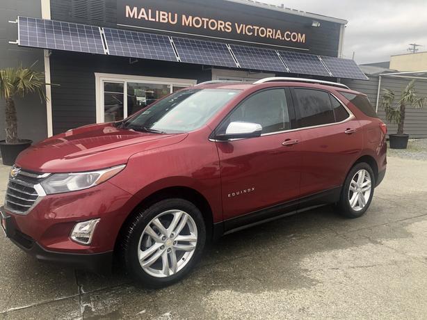 2018 Chevrolet Equinox Premier!!     Loaded!!  Financing!!