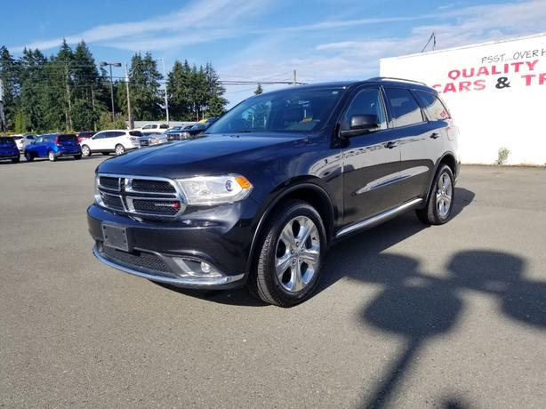 Pre-Owned 2015 Dodge Durango Limited All Wheel Drive for sale in Parksville