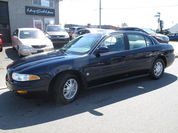 2004 Buick Lesabre Local Only 72,000K